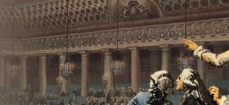 Paysage après la bataille : Vème, VIème ou IVème  République ?