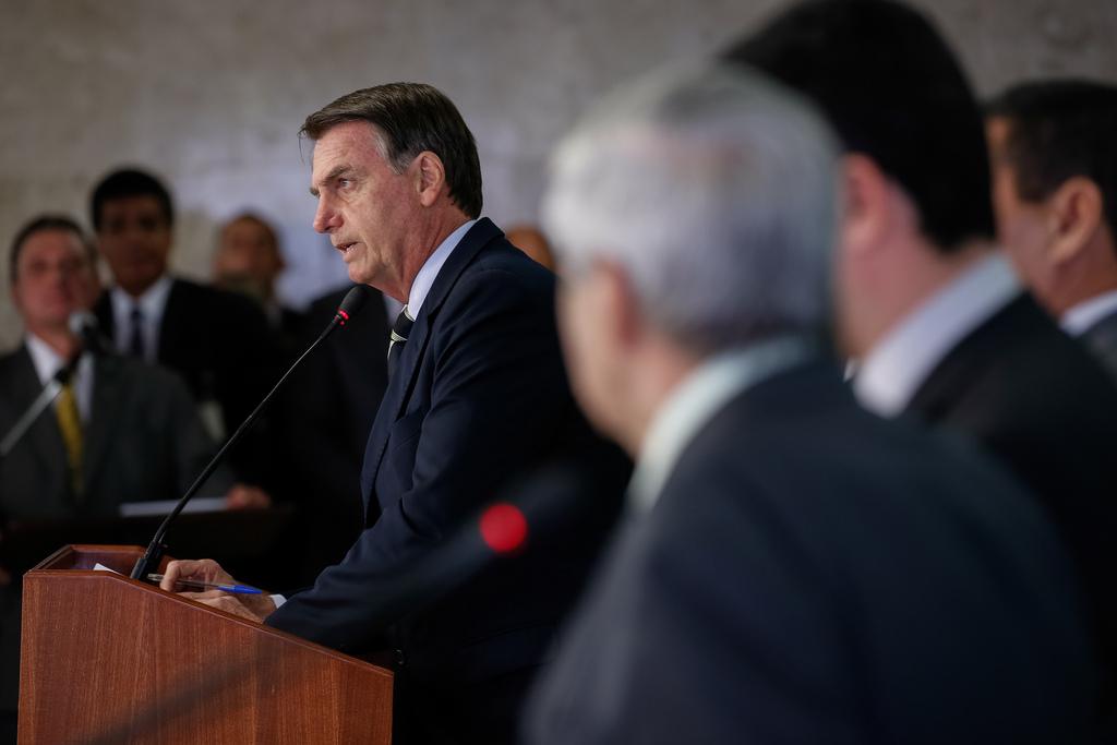 <b> Brésil : les défis institutionnels du nouveau président Jair Bolsonaro </b> </br> </br> Par Annette De Moura