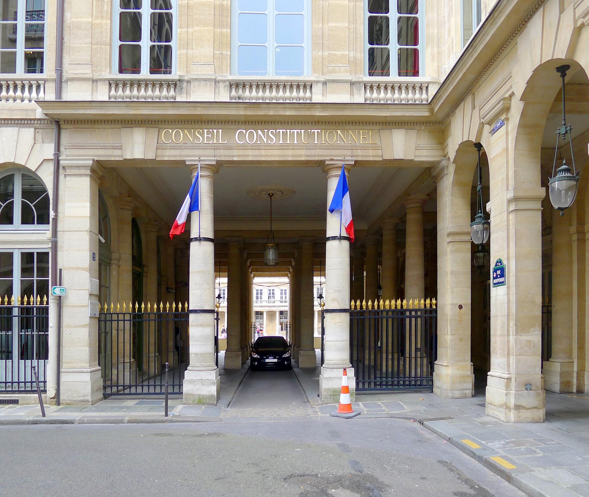 <b> Régime indemnitaire des membres du Conseil constitutionnel: le gouvernement refuse la transparence </b> </br> </br> Par Elina Lemaire