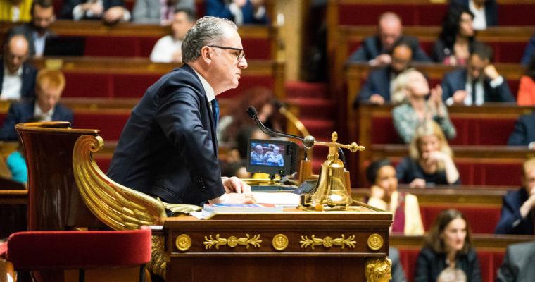 <b> Réforme du Règlement de l'Assemblée nationale: quels progrès pour les droits de l'opposition? </b> </br> </br> Par Jean-Jacques Urvoas