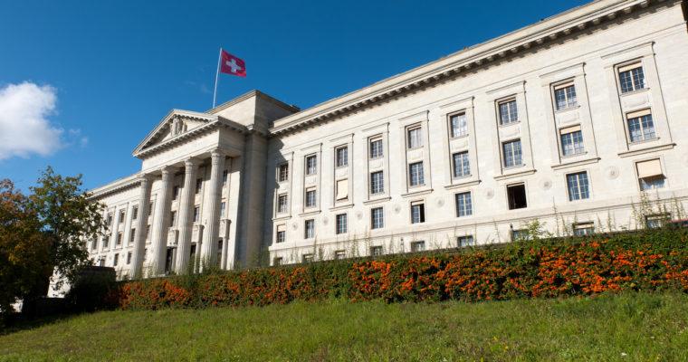 <b> Première annulation d'un référendum fédéral en Suisse </b> </br> </br> Par Vincent Martenet