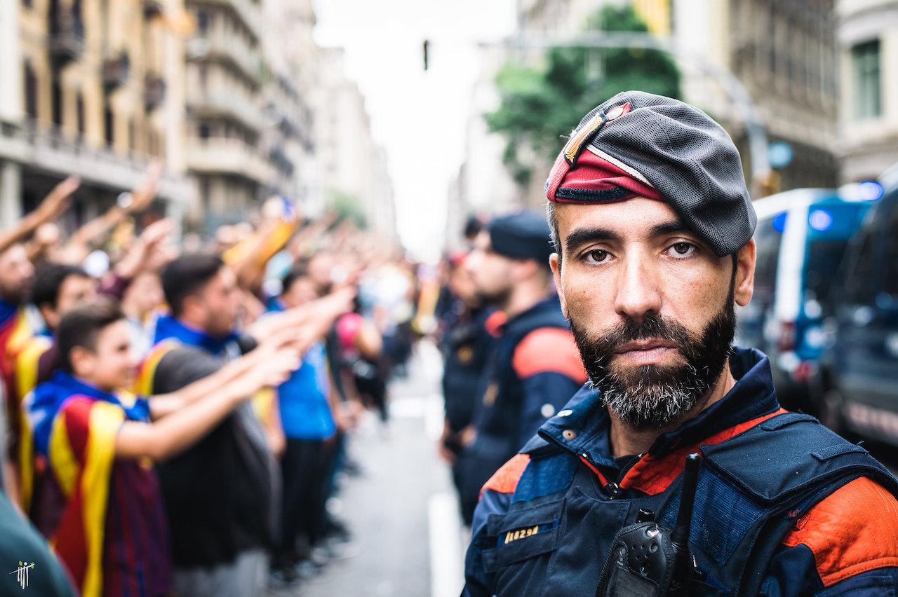 <b> Catalogne: une indignation compréhensible </b> </br> </br> Par Anthony Sfez