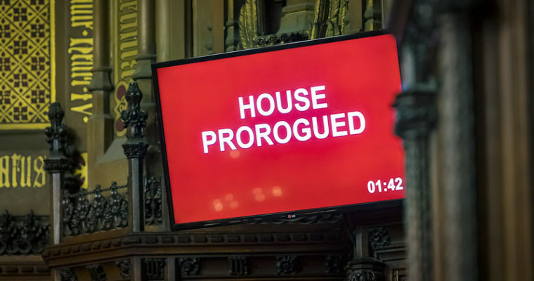 <b> Illégalité de la prorogation du Parlement britannique: seule la Reine ne peut mal faire!</b> </br> </br> Par Céline Roynier