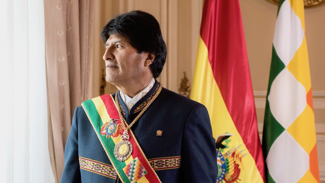 <b> Un coup d'État en Bolivie? Retour sur la crise politique bolivienne </b> </br> </br> Par Victor Audubert