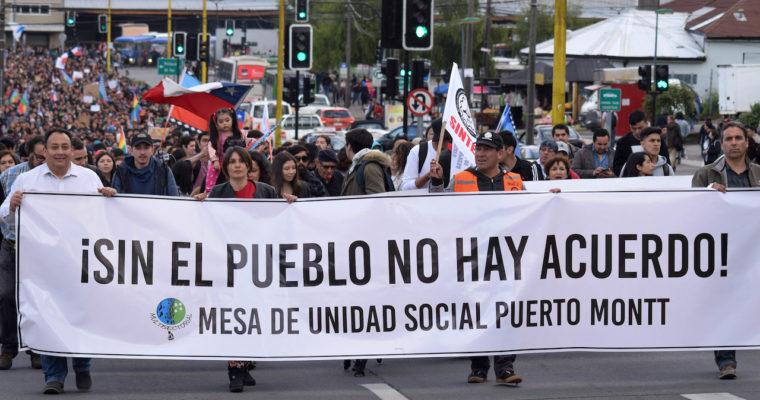 <b> « Una Nueva Constitución Ahora»: Une nouvelle Constitution pour le Chili? </b> </br> </br> Par Carolina Cerda-Guzman