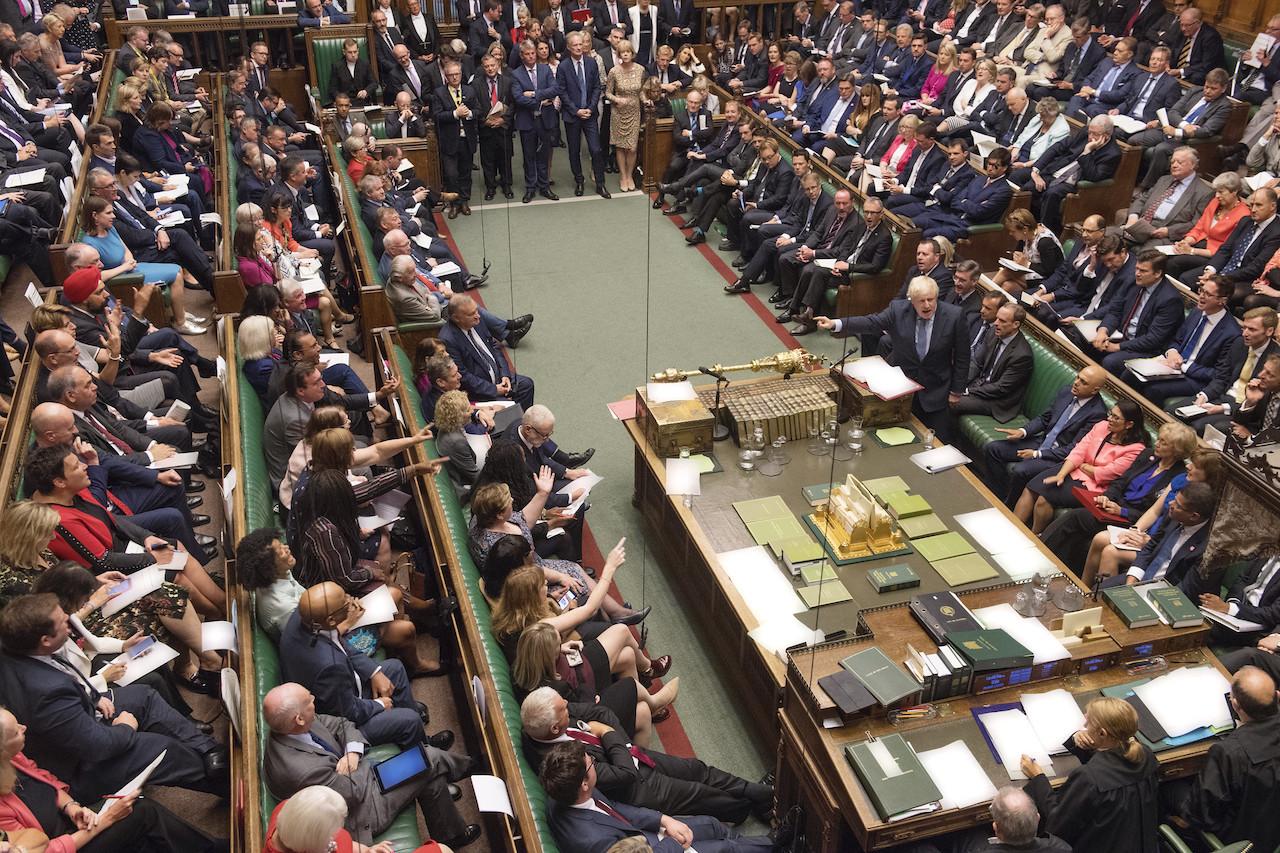 <b> 2016-2019: un cycle de crise politique marquant la résilience du parlementarisme britannique </b> </br> </br> Par Aurélien Antoine