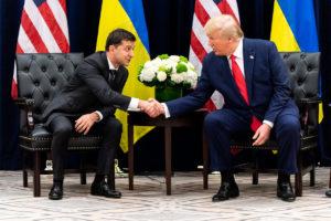 <b> La présidence Trump face à la procédure d'impeachment </b> </br> </br> Par Samy Benzina