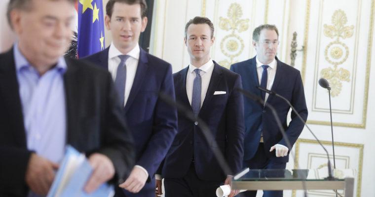 <b> Covid-19 en Autriche: un modèle pour gérer les inconstitutionnalités en temps de crise? </b> </br> </br> Par Matthieu Bertozzo