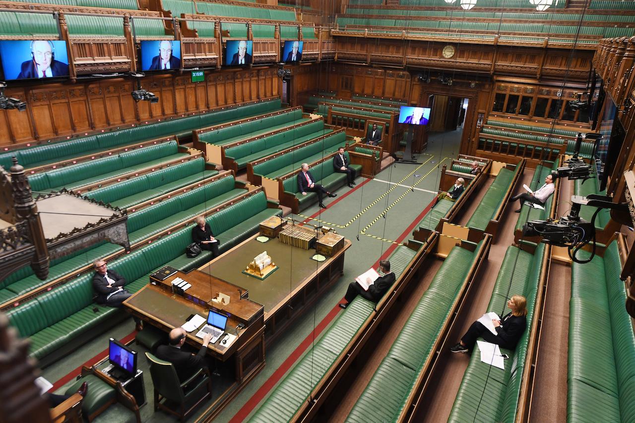 <b> La réponse législative du Royaume-Uni à la crise sanitaire </b> </br> </br> Par Aurélien Antoine