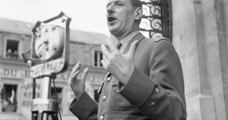 <b> <i> De Gaulle. Une certaine idée de la France. </i> Une biographie qui devrait intéresser les constitutionnalistes</b> </br> </br> Par Olivier Beaud