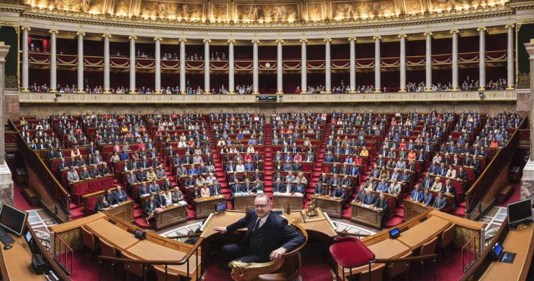 <b> Un dixième groupe à l'Assemblée : risque d'embolie pour la démocratie parlementaire ? </b> </br> </br> Par Jean-Félix de Bujadoux, Alexis Fourmont, et Benjamin Morel