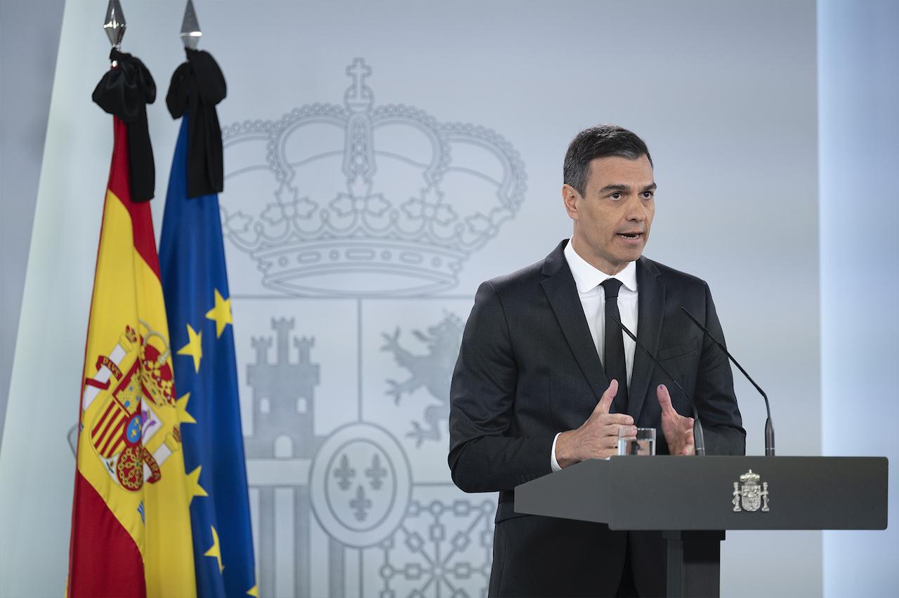 <b> Espagne: Le confinement inconstitutionnel? </b> </br> </br> Par Anthony Sfez
