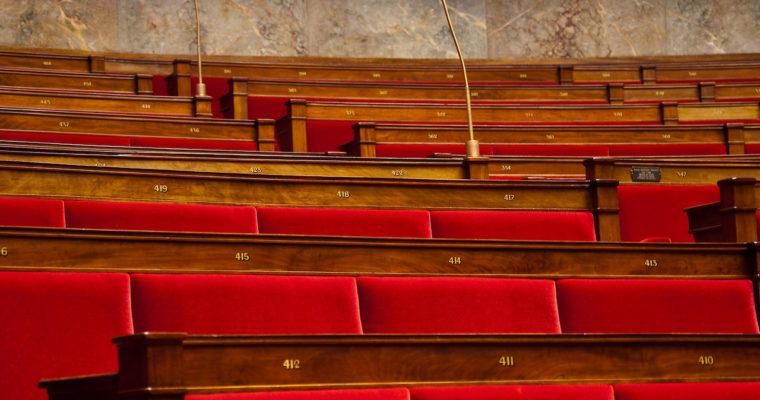 <b> Un nouveau groupe parlementaire. Complément d'enquête</b> </br> </br> Par Benjamin Fargeaud