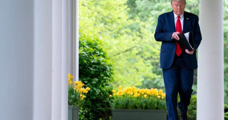 <b> Le Président des États-Unis, un justiciable (extra)ordinaire </b> </br> </br> Par Éric Buge