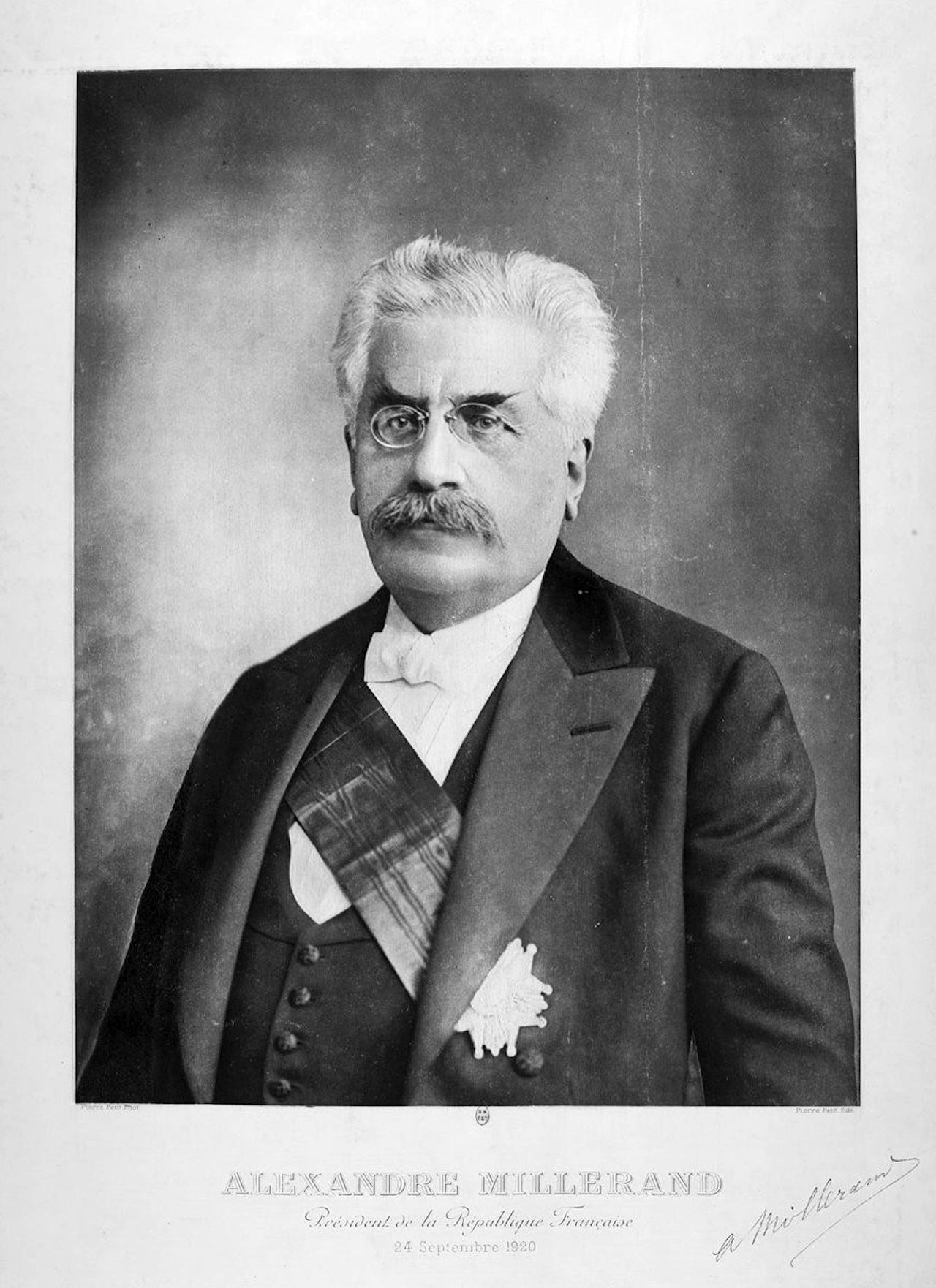 <b> De l'élection présidentielle du 23 septembre 1920,  en tant que leçon de droit politique </b> </br> </br> Par Jean-Félix de Bujadoux