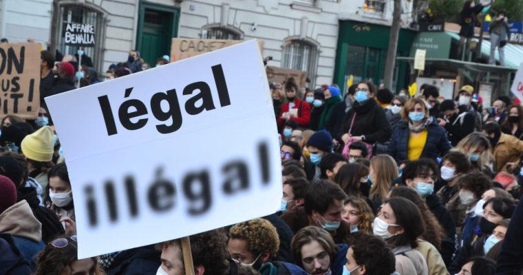 <b> L'article 24 de la proposition de loi relative à la sécurité globale au regard de la jurisprudence du Conseil constitutionnel sur la liberté d'expression. </b> </br> </br> Par Victor Audubert